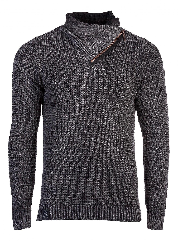 Khujo Patryk Strick Sweater