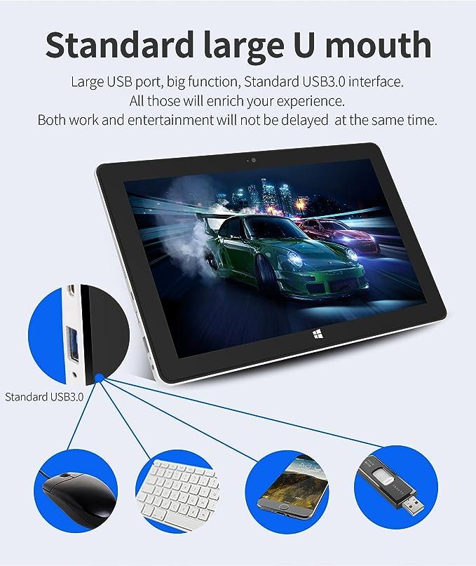 Jumper EZpad 6 Pro 2in1 Laptop Touchscreen image 5