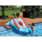 "94"" Water Sports Inflatable Super Slide Swimming Pool Toy"
