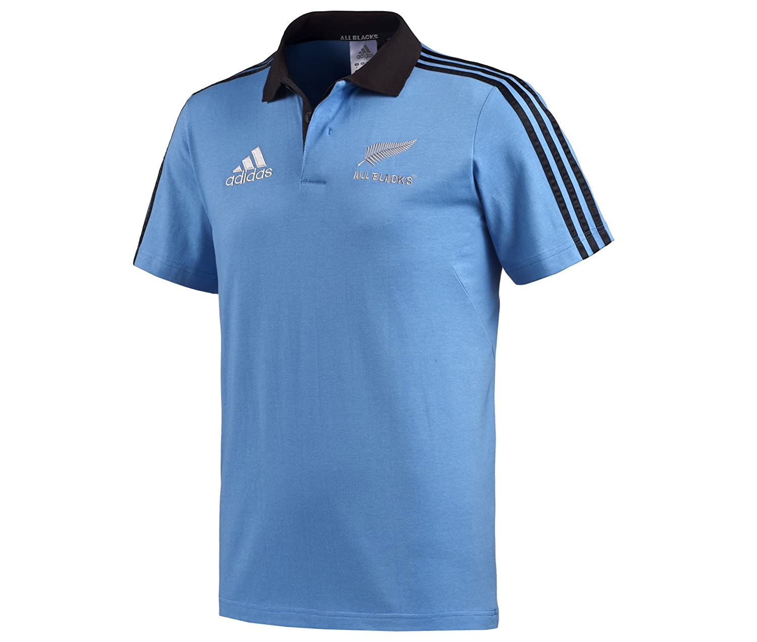 adidas All Blacks 13/14 Polo Joyblue Z19107: Amazon.es: Deportes y ...