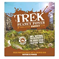 Trek Protein Peanut Power, 3x55g MPK