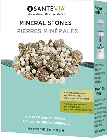Mineral Stones For 8 Stage Mineral Water Purifier System