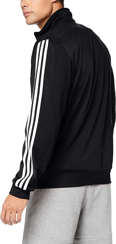 Adidas Giacca Zip Tiro 19 Pes Uomo Nero DT5783-BLACK//WHITE