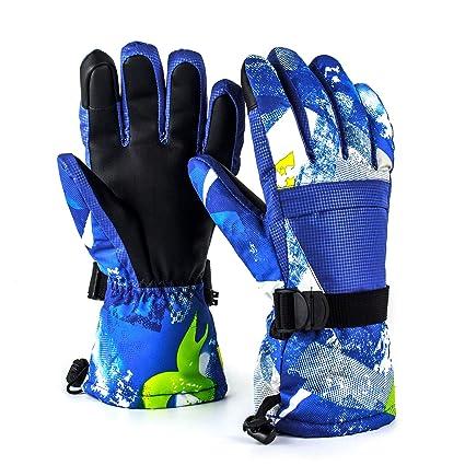 Galexia Zero Mens Womens Waterproof Touchscreen Ski Gloves