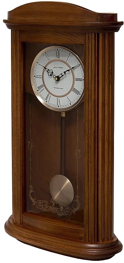4 opinioni per Fox and Simpson- Orologio a pendolo, modello: Mayfair, munito di carillon