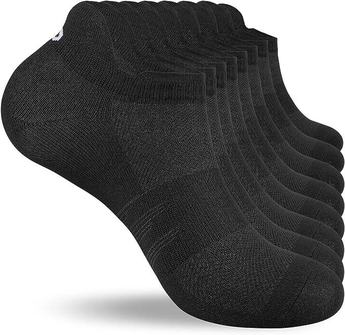 Men Women Anti Blister Ankle Socks
