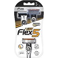 BIC Flex 5 Disposable Men's Razors - Pack of 2 Razors