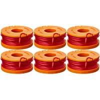 Worx OEM WA0010 10-Foot Grass Trimmer Spool 6 Pack ***Qty