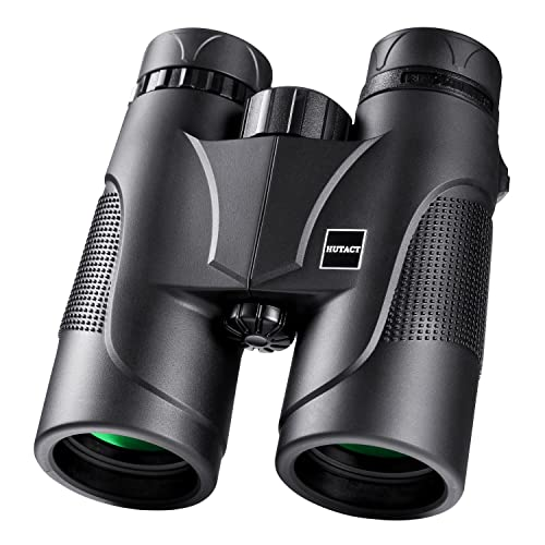 Hutact Binoculars for Adults, Compact for Bird Watching