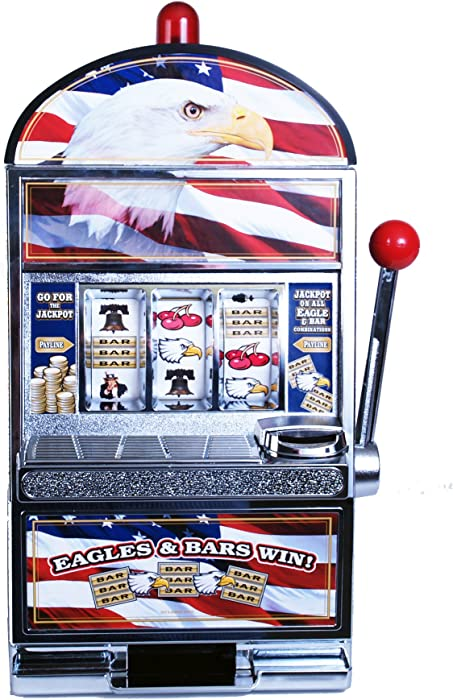 Top 10 Table Top Slot Machines For The Home