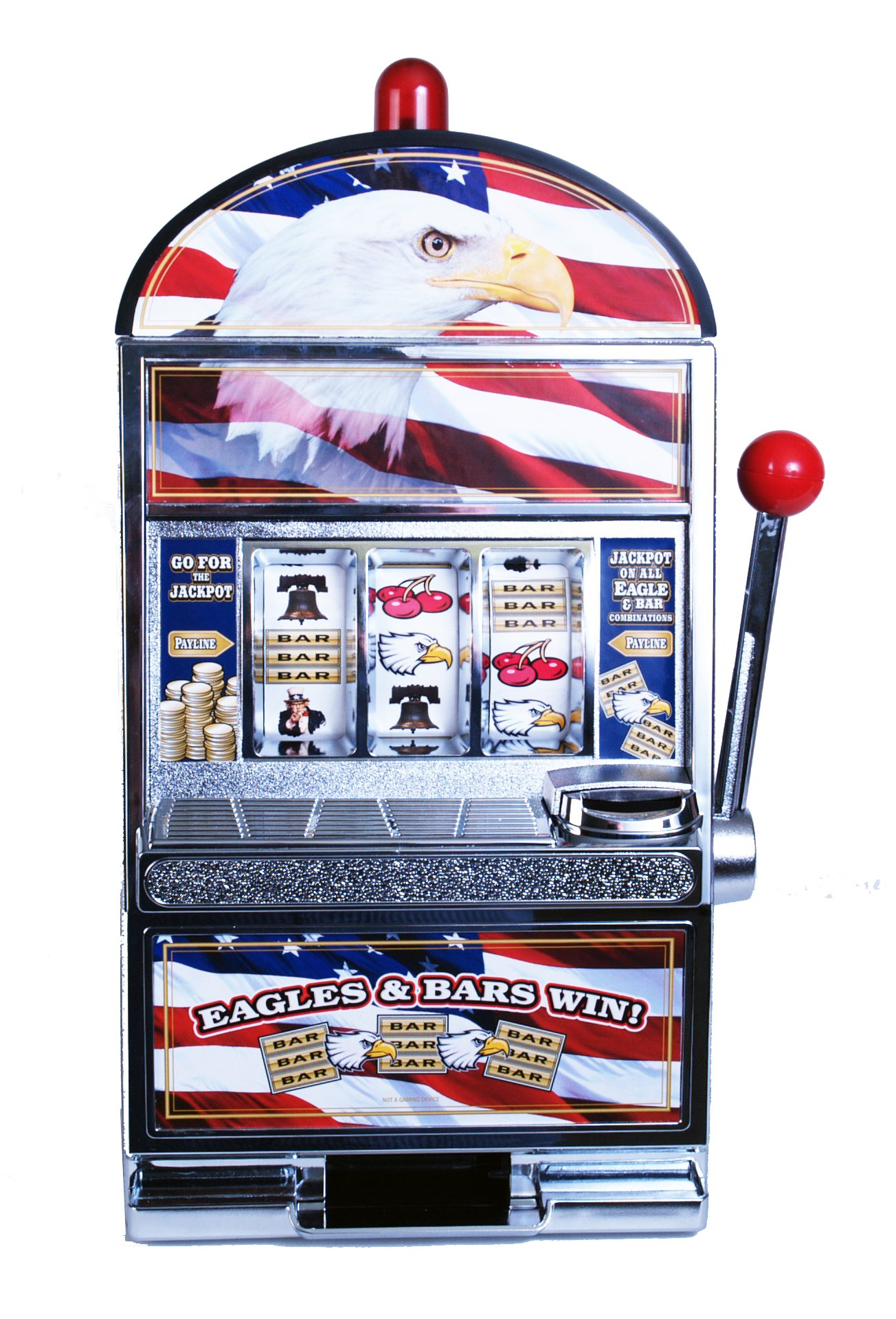 John N. Hansen Eagle Slot Machine by John N. Hansen (Image #1)