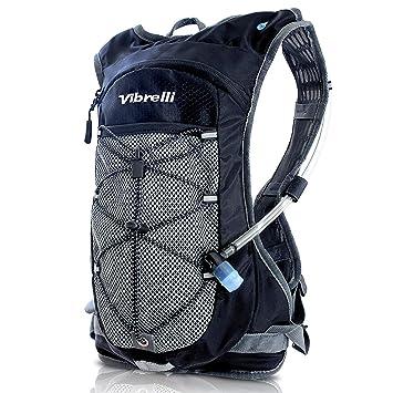Amazon.com: Vibrelli mochila de hidratación y bolsa ...