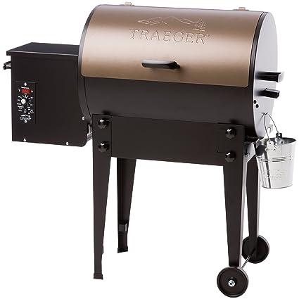 amazon com traeger grills tailgater 20 portable wood pellet grill rh amazon com
