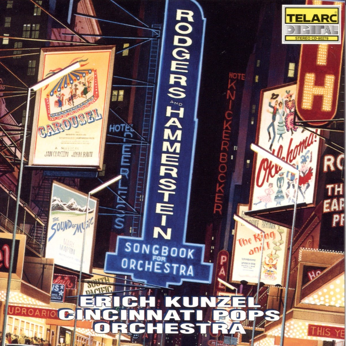 Rodgers & Hammerstein: Songbook for Orchestra by Telarc