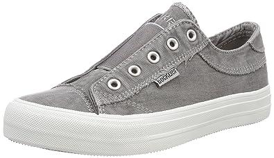 Dockers by Gerli Damen 42XE201 790200 Slip On Sneaker, (Grau 200), 38 EU