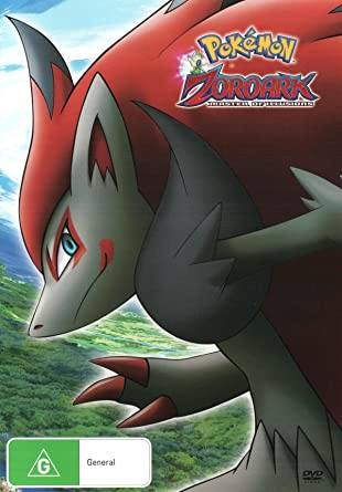 Amazon Com Pokemon Movie 13 Zoroark Master Of Illusions Anime Manga Non Usa Format Pal Region 4 Import