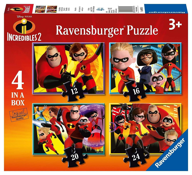 Ravensburger - Puzzle, Multicolore, 06970