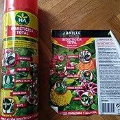 Fitosanitarios - Insecticida total aeorosol 500 ml. - Batlle ...