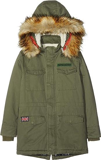 manteau d'hiver garçon pepe redskins