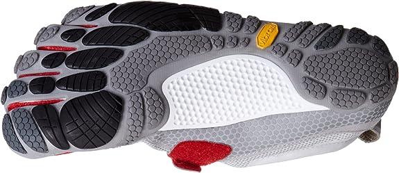 Vibram Five Fingers Bikila 5F/M343LG-45 - Zapatillas de Fitness de Cuero para Hombre: Amazon.es: Zapatos y complementos
