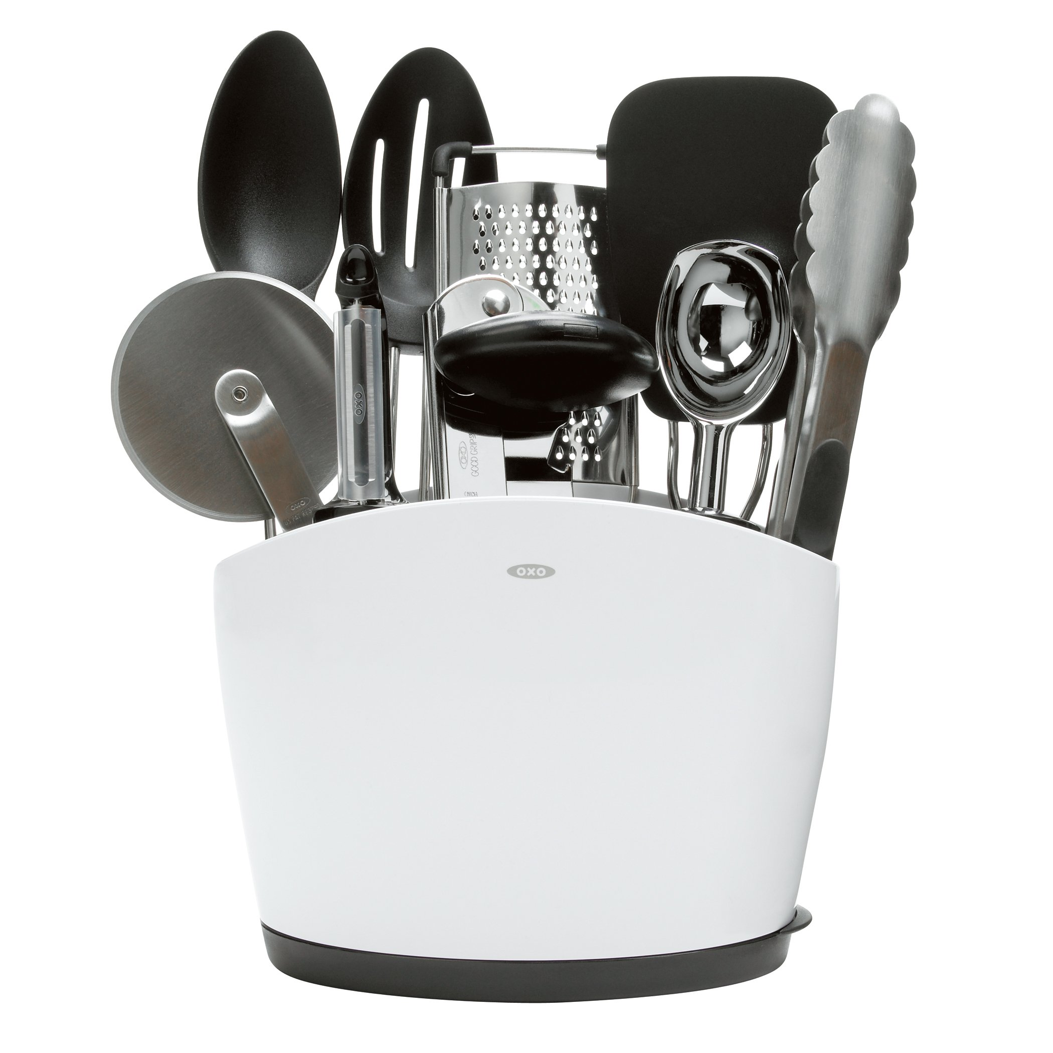 OXO Good Grips 10-Piece Everyday Kitchen Tool Set by OXO