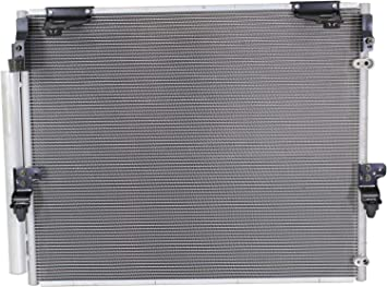 A//C Condenser Compatible For 2008-2013 Toyota Highlander