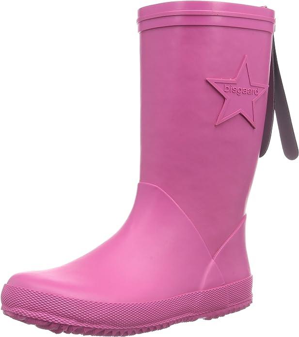 Bisgaard Rain Boot Star, Botte de Pluie Mixte Enfant