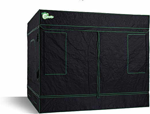 Hydro Crunch D940009000 Hydroponic Grow Tent - Best for Monitoring