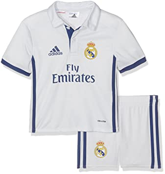 adidas REAL H MINI Mini outfit player- 1st Football kit Real Madrid CF 2015  f4865e572