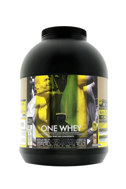 One Whey (4,535 Gr) 10 Lbs Milk Caramel - Matriz de Proteínas con Velocidad de Absorción Intermedia: Amazon.es: Salud y cuidado personal