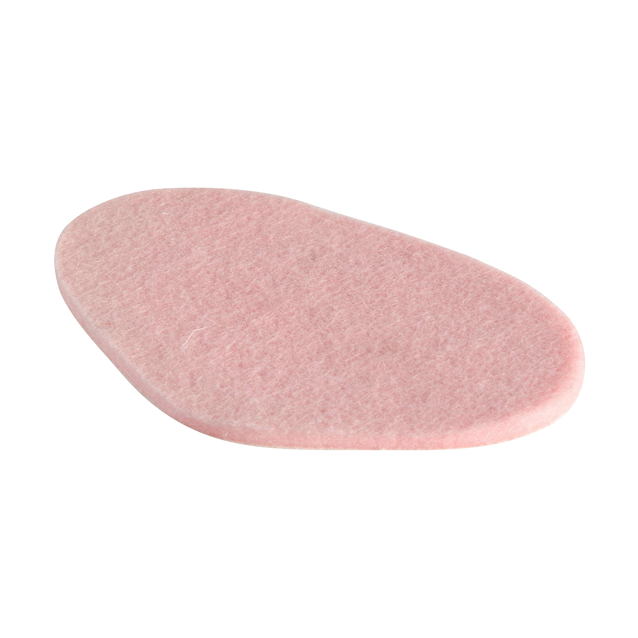 Steins 1/8 Inch Adhesive Felt No.23 Pads, 100 Count