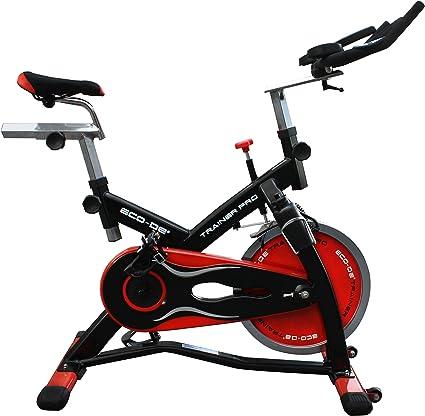 Bicicleta Spinning de Alta Gama Trainer Pro: Amazon.es: Deportes y ...