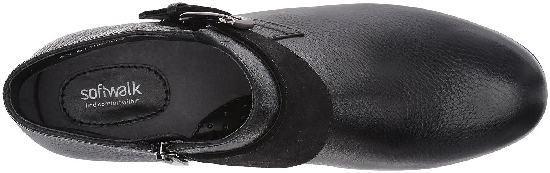 SoftWalk Women's B(M) Imlay Boot B019QJNGQU 5 B(M) Women's US|Black Suede 182d63