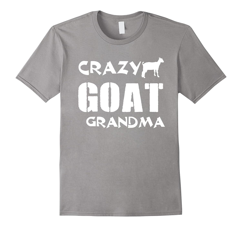 Crazy goat lady t shirt – Crazy Goat Grandma