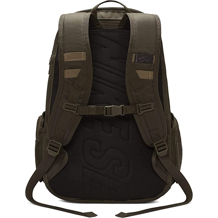 Amazon.com | Nike Mens SB PREMIUM BACKPACK SOLID BA5403-223 - MEDIUM OLIVE/SEQUOIA/EMBER GLOW | Casual Daypacks