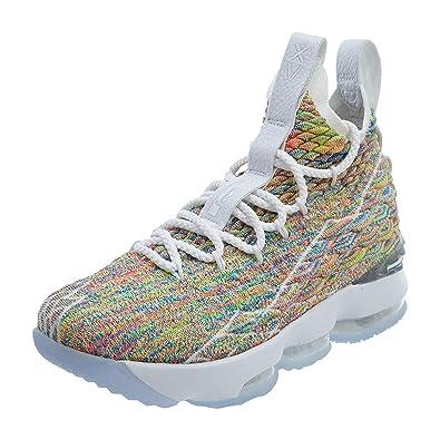96f28c6f Amazon.com: Nike Lebron Xv (gs) Big Kids 922811-900 Size 4: Shoes