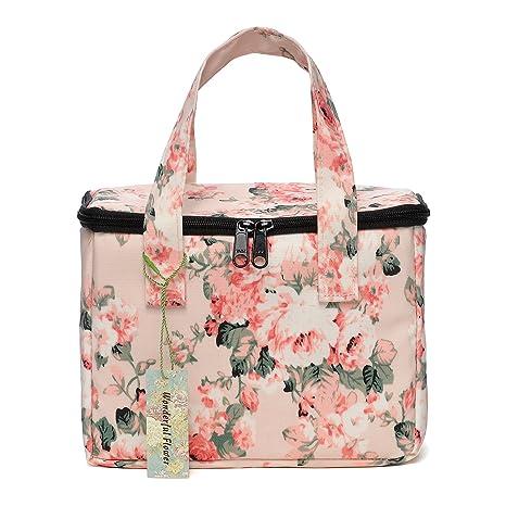 Amazon.com: Maravillosa bolsa de almuerzo con diseño de ...