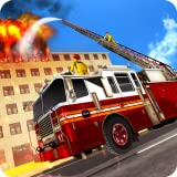 Fire Truck Driving Rescue 911 Fire Engine Games