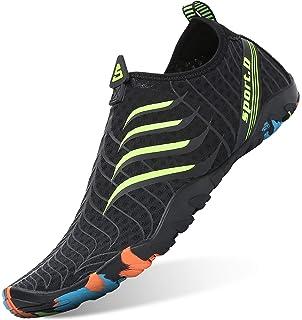 DoGeek Chaussure Aquatique Zapatos de Agua Acuático Escarpines ...