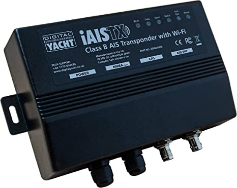 Digital Yacht iAISTX - Transpondedor AIS con Interfaz WiFi ...