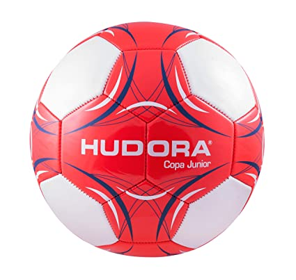 Hudora Ball Copa Junior, tamaño 5 – 71702/01 – Balón de fútbol ...