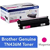 Brother 打印机 TN436 超高产量碳粉-零售包装 1包 紫红色