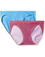Hanes Women's Cotton Stretch Bikinis Assorted