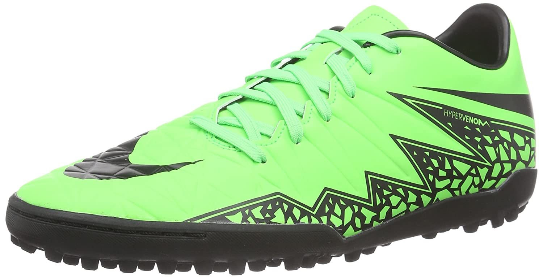 9fefed3734a2 Amazon.com | Nike Hypervenom Phelon II Turf [Green Strike/Black] (8.5) |  Soccer