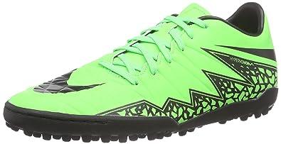 d2df9260f Amazon.com | Nike Hypervenom Phelon II Turf [Green Strike/Black ...