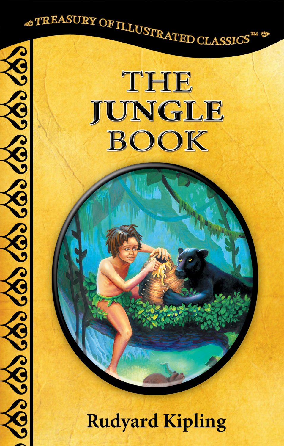 Read Online The Jungle Book-Treasury of Illustrated Classics Storybooks Collection pdf epub