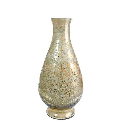 Amazon Tic Collection 49 392 Sunrise Teardrop Vase Home Kitchen