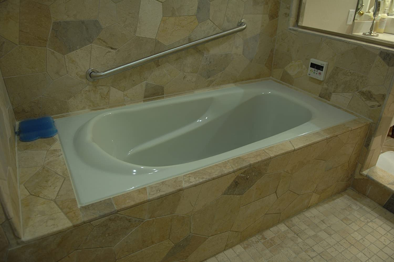OFULO 5 Deep Soaking Bathtub 60\