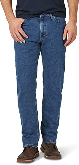 Wrangler Authentics Men's Classic Flex Jeans