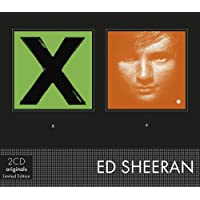 Ed Sheeran - Coffret 2 CD